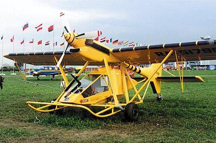 Легкий сельскохозяйственный самолет т-517 «фермер».