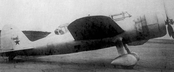 Легкий штурмовик ш-1 (лбш).