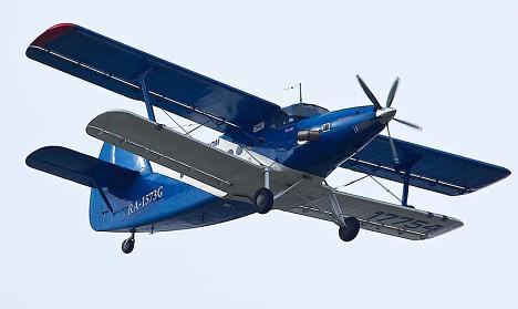 Легкий транспортно-пассажирский самолет ан-2мс.