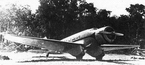 Легкий транспортно-пассажирский самолет око-1.