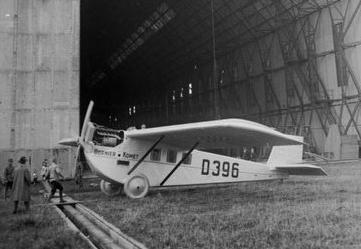 Легкий транспортный самолет dornier do.с iii «komet».