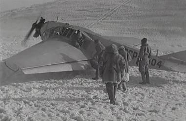 Легкий транспортный самолет ниаи-1 «фанера-2».