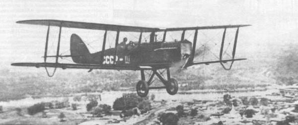Легкий транспортный самолет п-1.