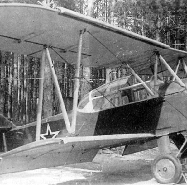 Легкий транспортный самолет по-2 «лимузин» кулика.