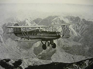 Легкий транспортный самолет пр-5.
