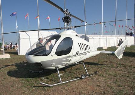 Легкий вертолет «беркут-вл».