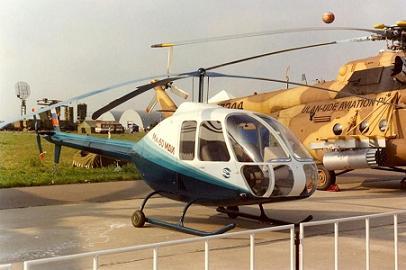 Легкий вертолет ми-60 маи.