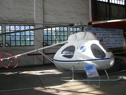 Легкий вертолет в-7.