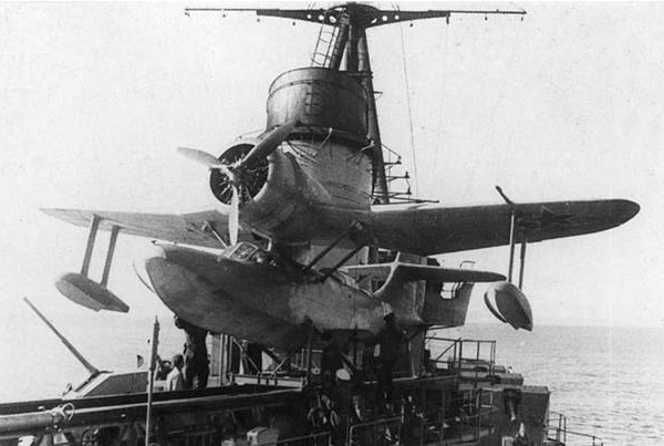 Летающая лодка-разведчик кор-2 (бе-4).