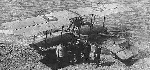 Летающие лодки м-2; м-3; м-4.