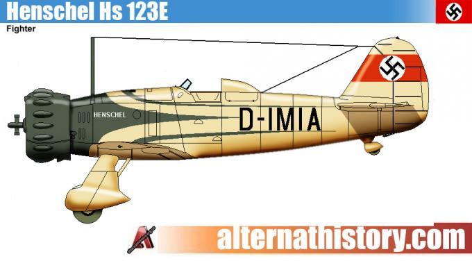 Летающие паровозы. альтернативные истребители henschel hs 223. германия