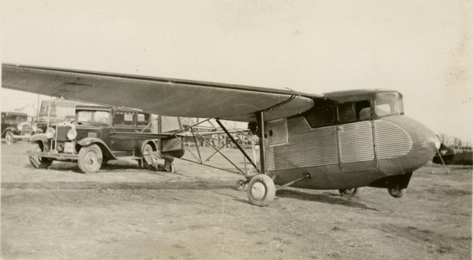 Летающий форд-т. часть 1