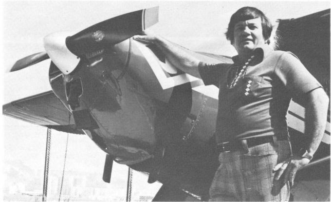 Летающий ветеран. австралийская история спортивного и гоночного самолета junkers a 50