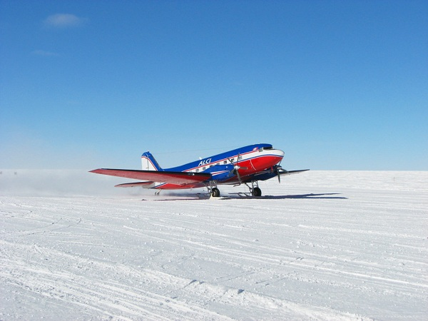 Летчики полярной авиации