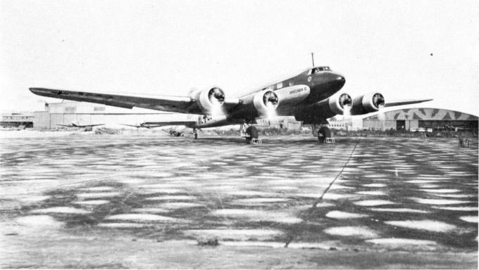 Личный самолёт гитлера fw 200 «condor»