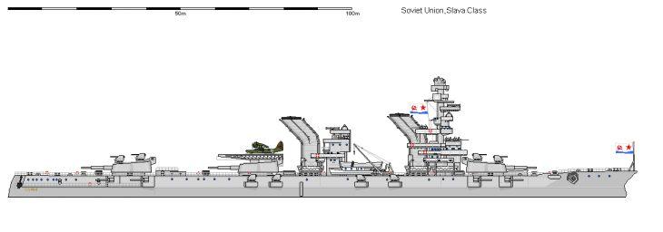 Линейные корабли ссср: история советских линкоров 1920-1988