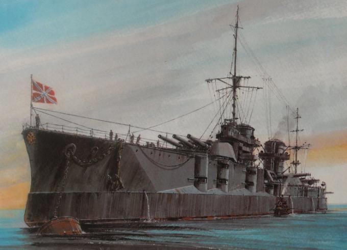 Линейные корабли типа измаил (фан)