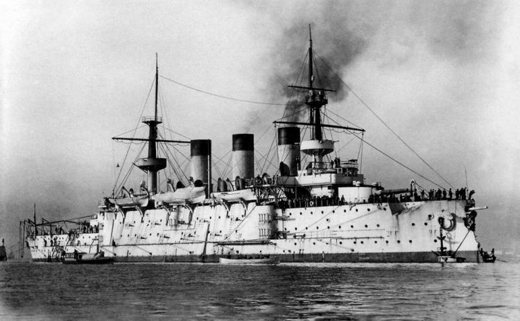 Линейные крейсера типа пересвет