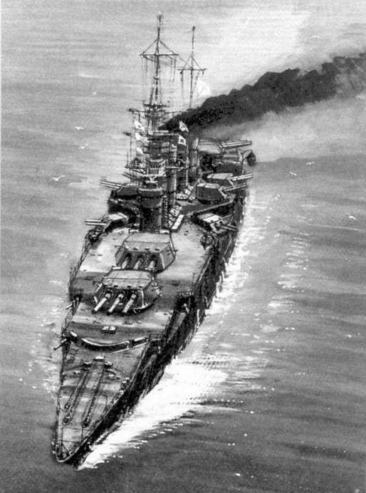 Линейный корабль петр великий (фан)