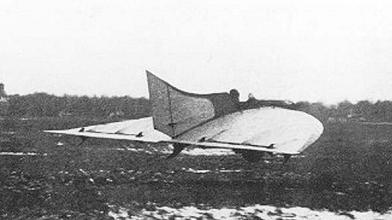 Лёгкий самолёт бич-3.