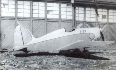 Лёгкий самолёт г-22.