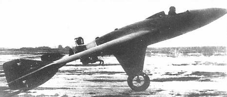 Лёгкий самолёт г-39 «кукарача».