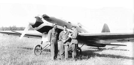 Лёгкий самолёт ксм-1.