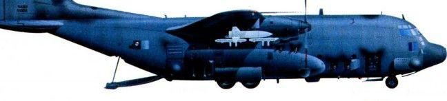 Lockheed ac-130: боевое применение