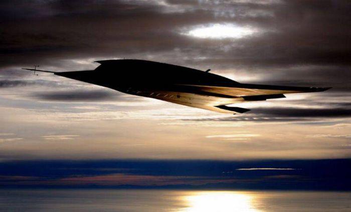 Lockheed u-2: взгляд через границы