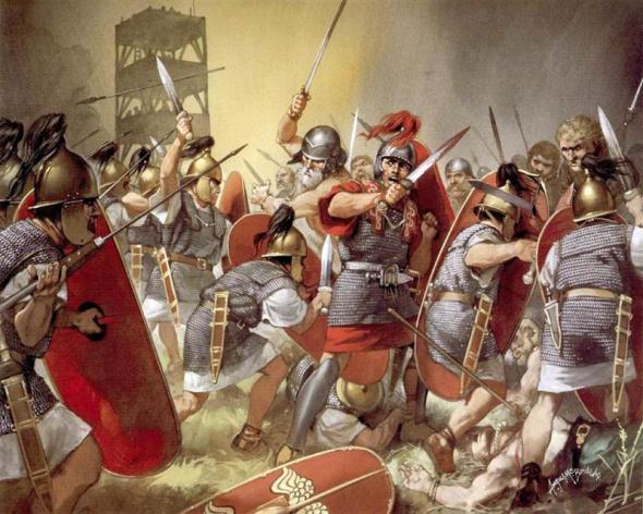 Максим шейко. армия спартака