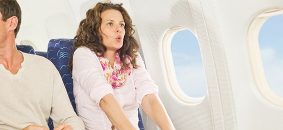 Малая авиация помогает избавиться от страха полета