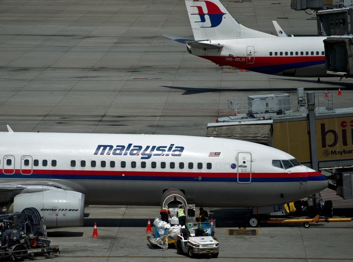 Малазийский боинг: открытый вопрос