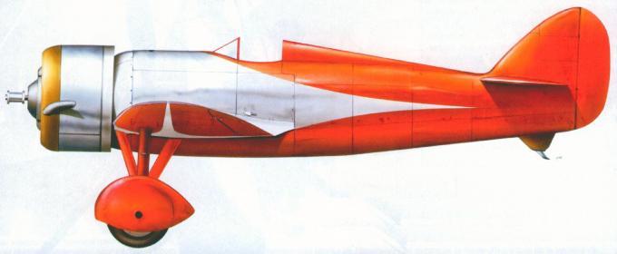 Марсель эглен и семейство гоночных самолетов lorraine-hanriot 41/42/130/131 часть 3