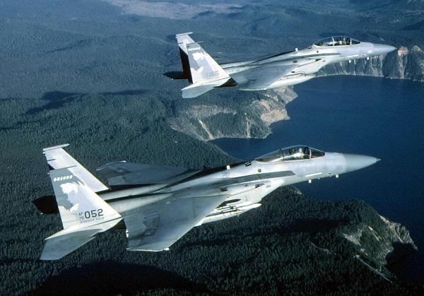Mcdonnell douglas f-15 eagle. фото. характеристики.