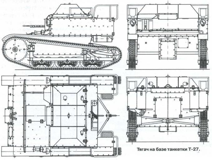 Механическая тяга. часть 11. полумеры