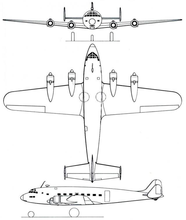 Мертворожденные британские авиалайнеры тридцатых