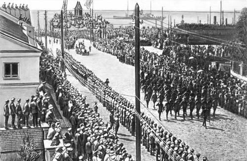 Миф о развязывании большевиками гражданской войны