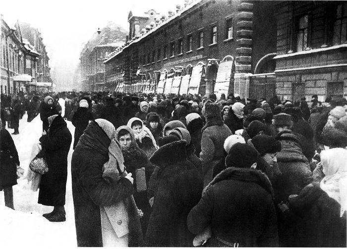 Мифы о блокадном ленинграде