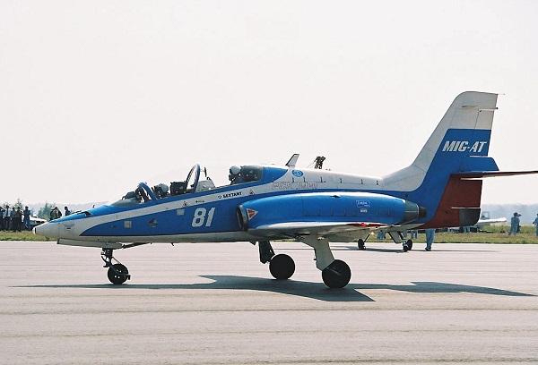 Миг-ат. фото, история, характеристики самолета