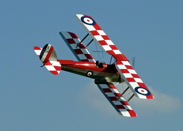 Miles m.3 falcon. технические характеристики. фото.