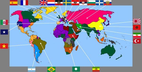Мир игры полководец