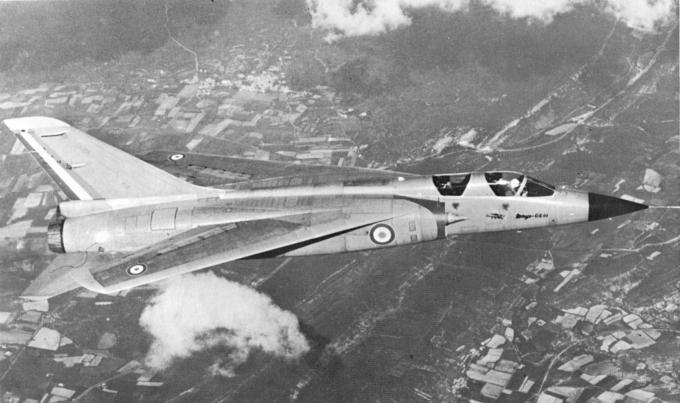 Mirage g/mirage g8. они предвещают будущее боевых самолетов компании dassault
