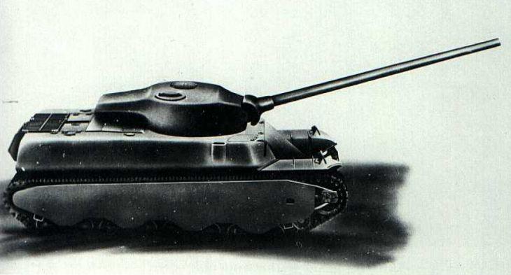 Мёртворождённые. американские тяжёлые танки т30 и т34. часть i.