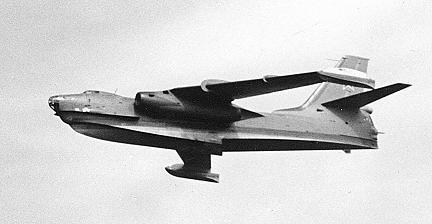 Многоцелевая летающая лодка бе-10.