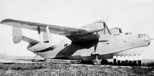 Многоцелевая летающая лодка лл-143.