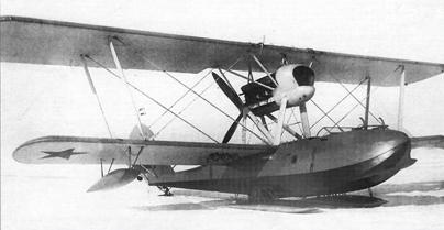 Многоцелевая летающая лодка s.62 (мбр-4).