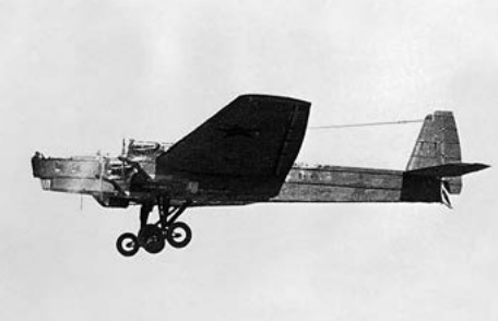 Многоцелевой бпла тб-3 «бомба».