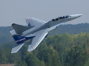Многоцелевой истребитель-бомбардировщик миг-29м2 (миг-35).