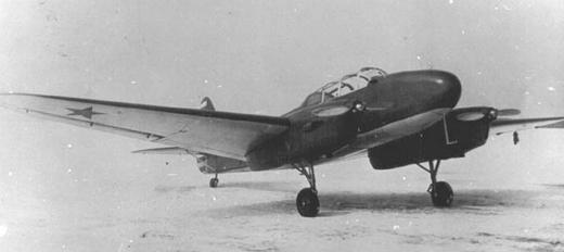 Многоцелевой учебно-тренировочный самолет ут-3.