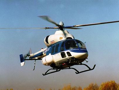 Многоцелевой вертолет «ансат».